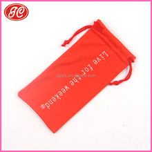 Cell Phone Pouch Microfibra, adatto a iphone, Samsung Galaxy S3, S4, S5, HTC, e altri telefoni