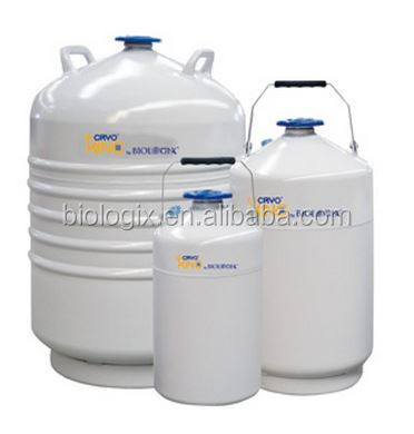 ISO Approved 5L Liquid Nitrogen Tank Air Transport Seires