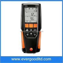 Testo 310 Measuring Range 0 to 4000 ppm Flue Gas Combustion Analyzer O2 CO CO2 without Printer