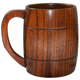 hot sale wood beer mug