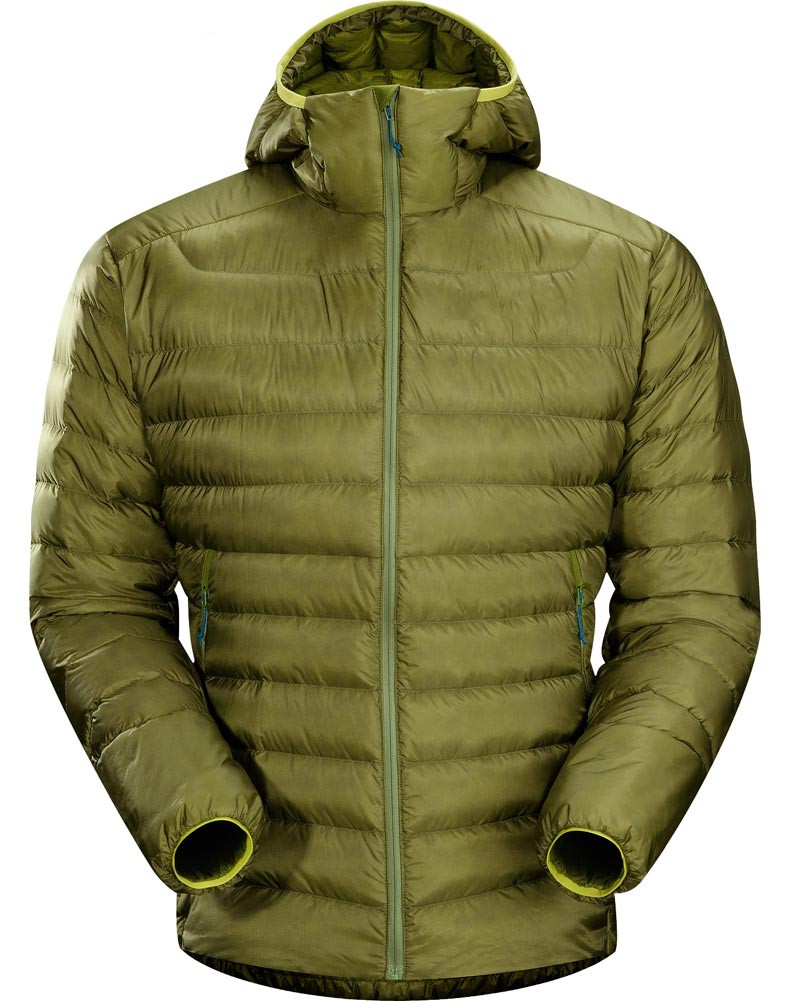 Colorful nylon edelweiss sportalm ski snow down jacket