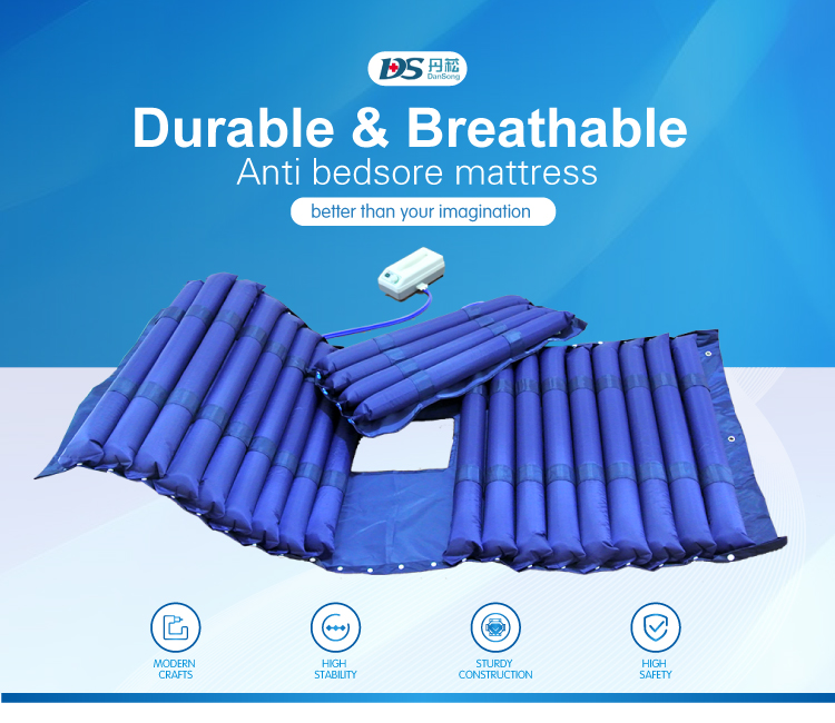 prevent acne pressure alternating medical anti bedsore air mattress for hospital use