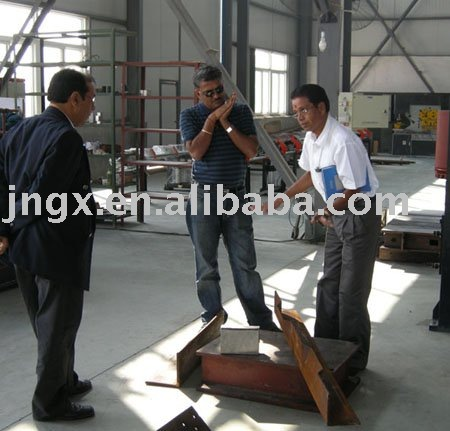 CNC Machine for Angle Opening and Closing
