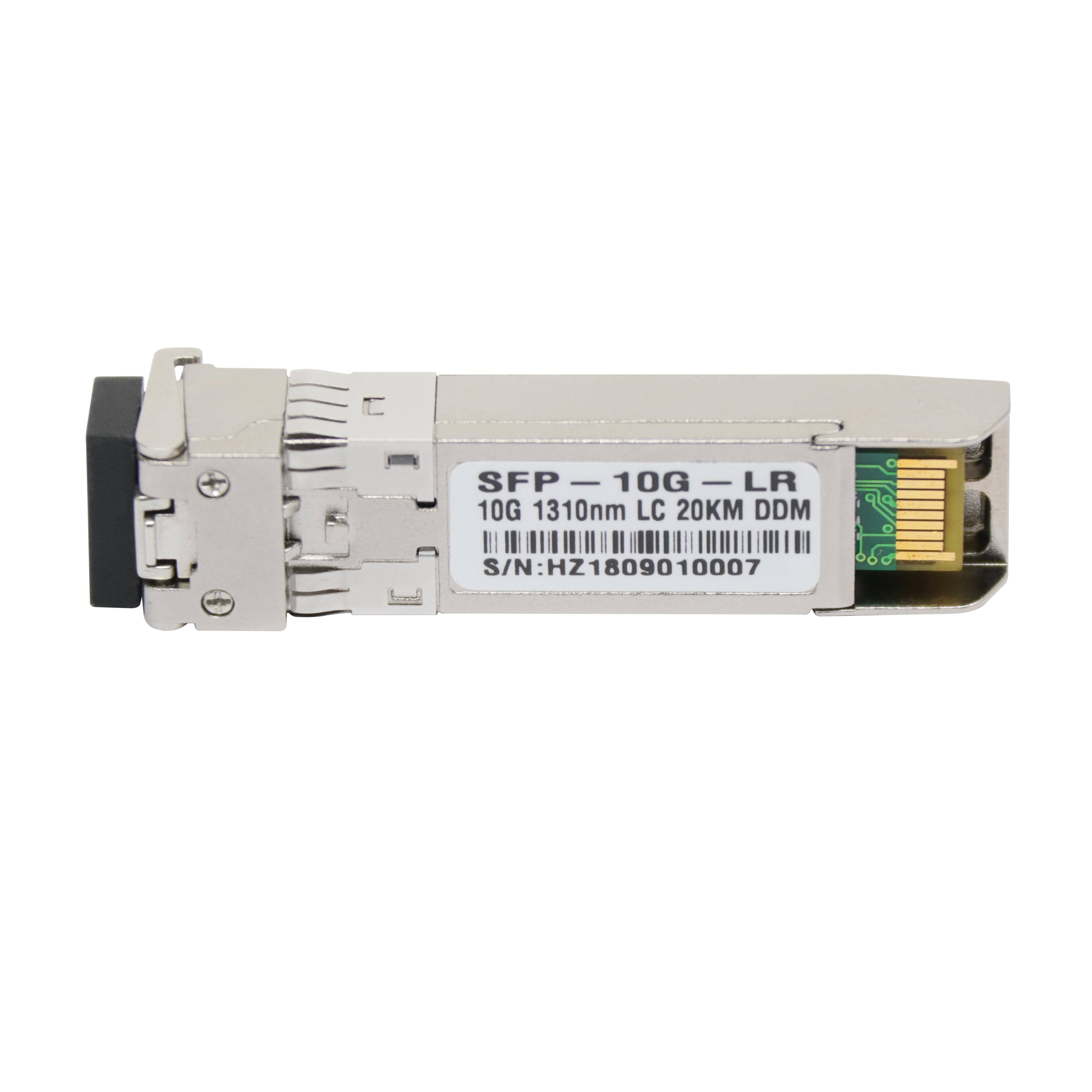 BIDI 40km for Cisco Catalyst 2960-XR Series Compatible Pair 10G SFP