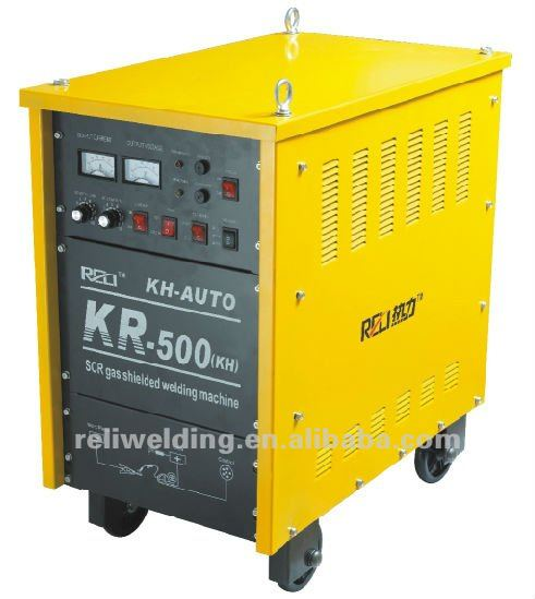 RELI KR-500 Thyristor-controlled CO2/MAG WELDING KR Series,AUTO,3 phase