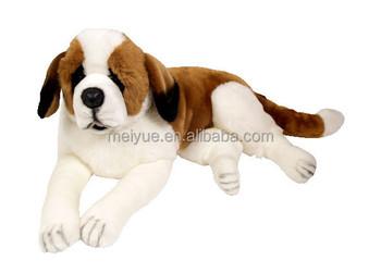 Top Quality Large Size Plush Toy St Bernard Dog Doctor Dog St