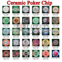 10g professionale fiches in <span class=keywords><strong>ceramica</strong></span> casino <span class=keywords><strong>poker</strong></span> <span class=keywords><strong>chips</strong></span>