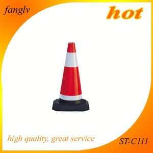 rubber traffic cone, reflective road cone carbon fiber cone