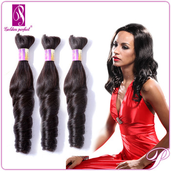Unprocessed Malaysian Virgin Remy Hair Extension Track Hair Braid ... 919999409