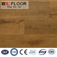 Customized professional yellow laminate flooring wooden with best price