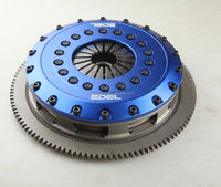 Billet Aluminum Twin / Triple Disc Racing Clutch for 350Z 2003 - 2006 G35