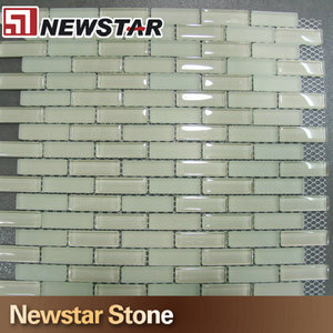 Newstar indoor crystal glss mosaic tile price
