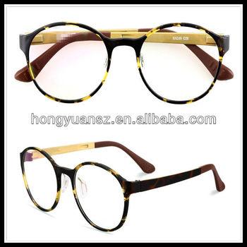 2013 Latest Design Spectacle Eyewear Frames Round Optical Frames ...