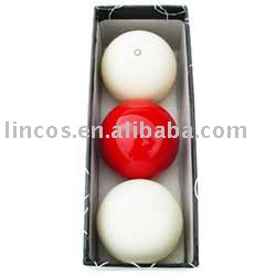 61mm Carom Pool Ball