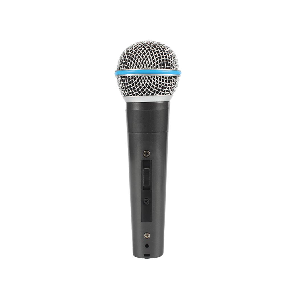 RUOCA Audio RC-58P Klassieke Dynamische professionele bedrade microfoon