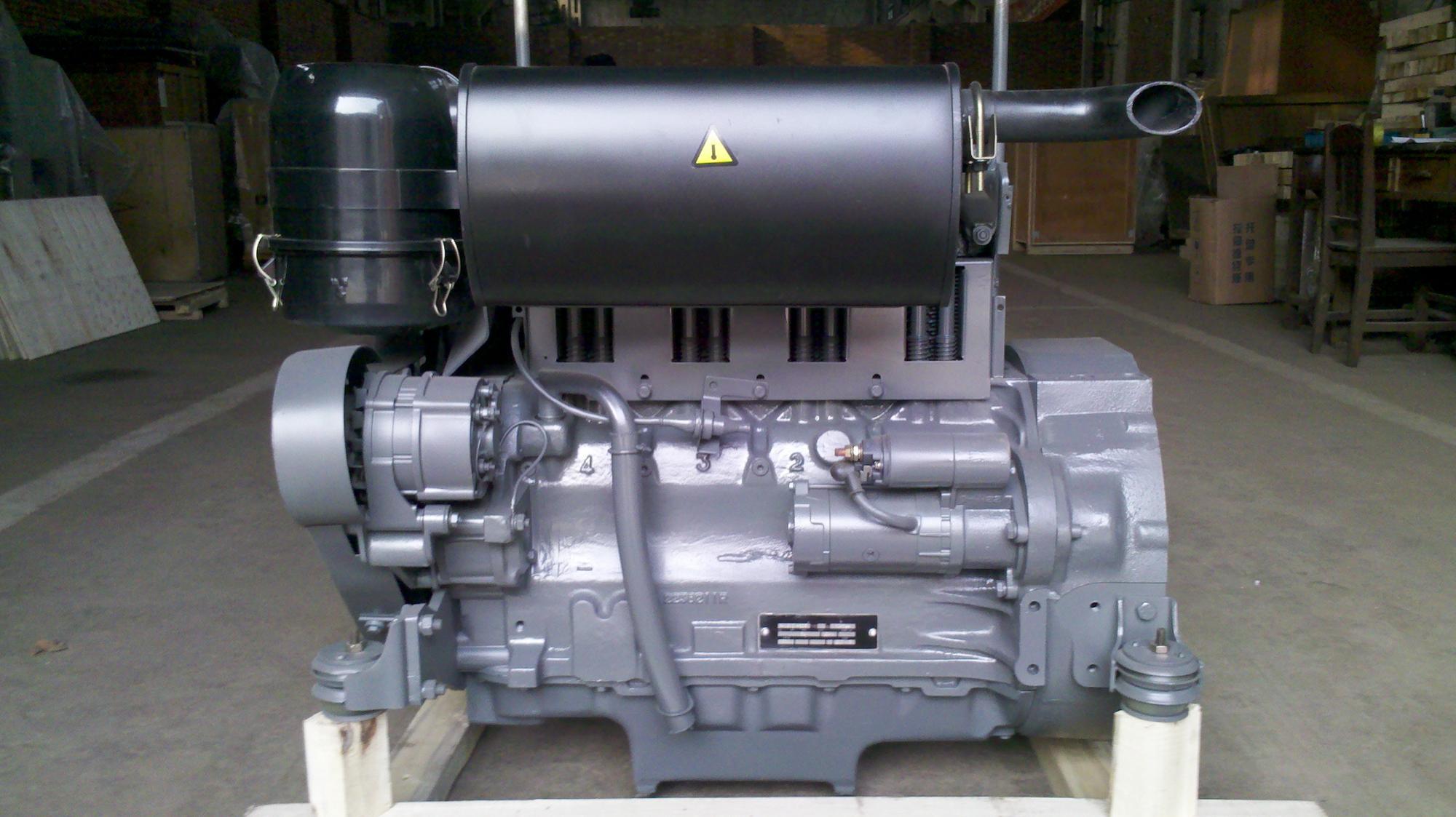 4 cylindre refroidi par air deutz diesel moteur f4l912. Black Bedroom Furniture Sets. Home Design Ideas
