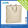New products for Wholesale cotton fabric drawstring bag Canvas tote bag rope handle Plain canvas tote bag