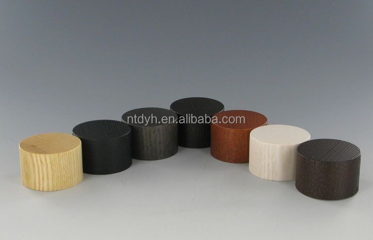 Wooden cosmetic container/Wooden round boxes with lids