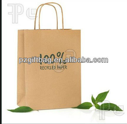 Paper Bags With Handles Whole In Canada
