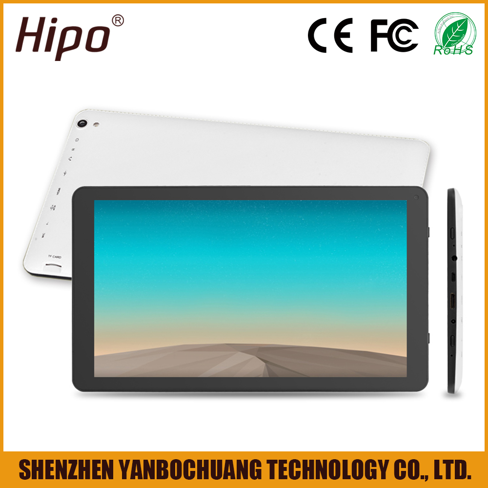Shenzhen white box android tablet without sim card
