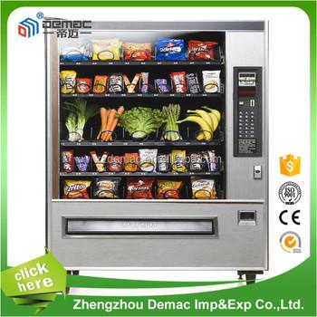 Vending Machine Price >> Best Quaity And Low Price China Candy Vending Machine Fries Vending