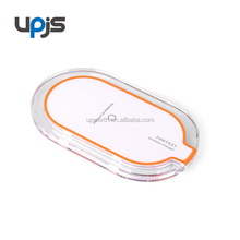 LIDL New 2017 Factory Price High Quality 3 coils Universial qi Wireless Charger for mobile phone