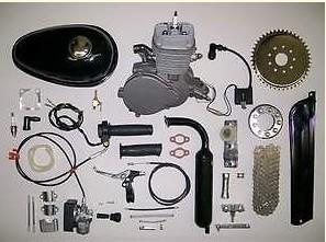 Kick Start Bike Engine Kits / Motor Para Bicicleta / Kit Motor 2 ...