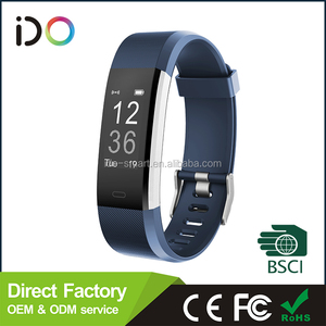 Mutifunctional Healthy Item Sport Swimming Fitness Tracker Smart Bracelet
