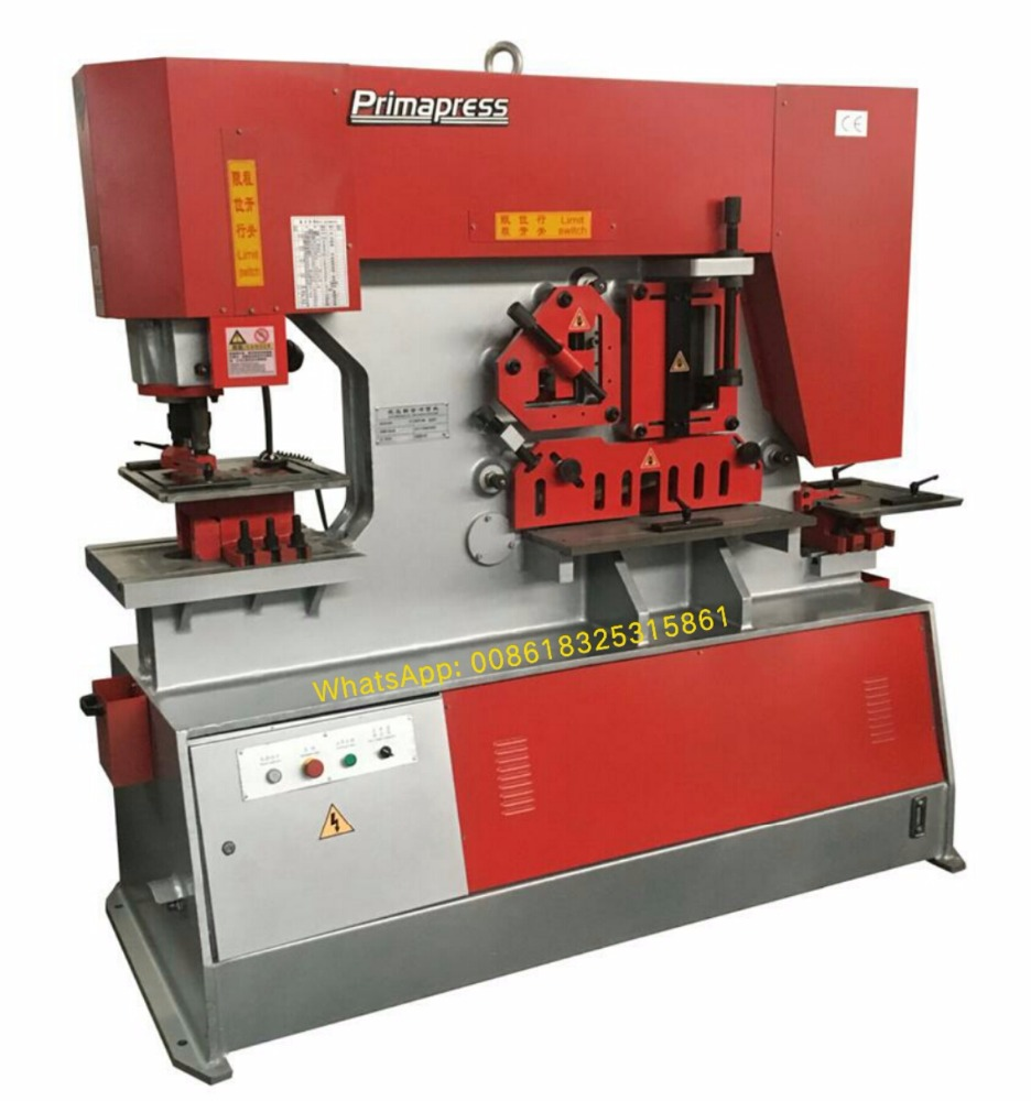 China Ironworker Machine, China Ironworker Machine