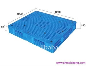YD-1111 Recycle Used Plastic Pallets Direct From Factory