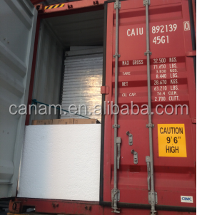 China portable buildings 20ft flat pack container home