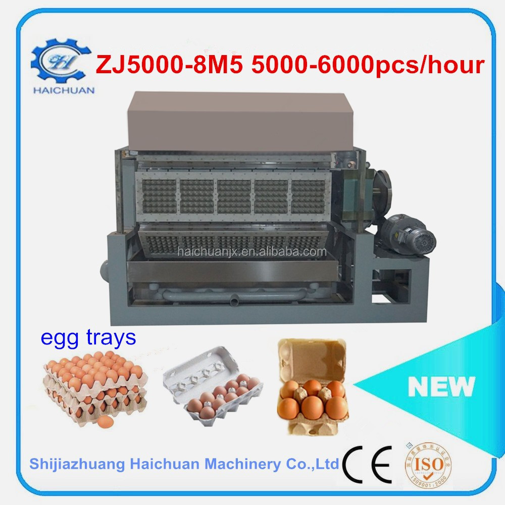 automatic egg tray mould machinery in India