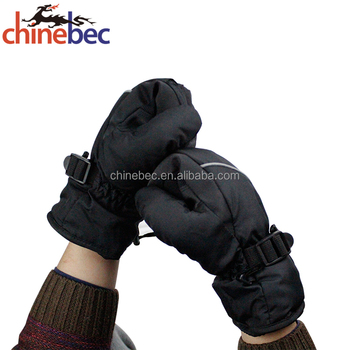 New Design Products Personalized Winter Ski Gloves