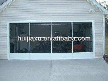 Garage Schiebetür Tür Glas Garagentore In Guangzhou Fabrik