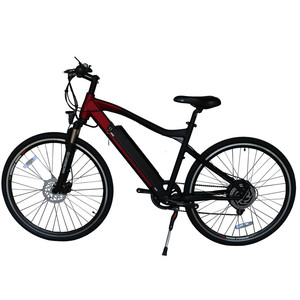 "700C 28"" Mountain Style E Bike Modern Design"