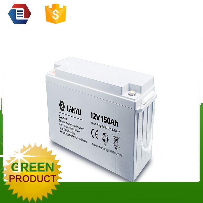 plastic material enhanced container and lead-acid battery FM 12v 150ah 150amp power pack for solar kits ups