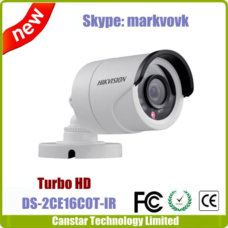 720P Hikvision Turbo HD camera DS-2CE16C0T-IR