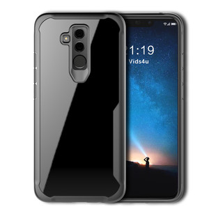 Saiboro hybrid crystal Acrylic tpu slim cover for huawei mate 20 lite case mobile phone, case for huawei mate 20 lite back cover