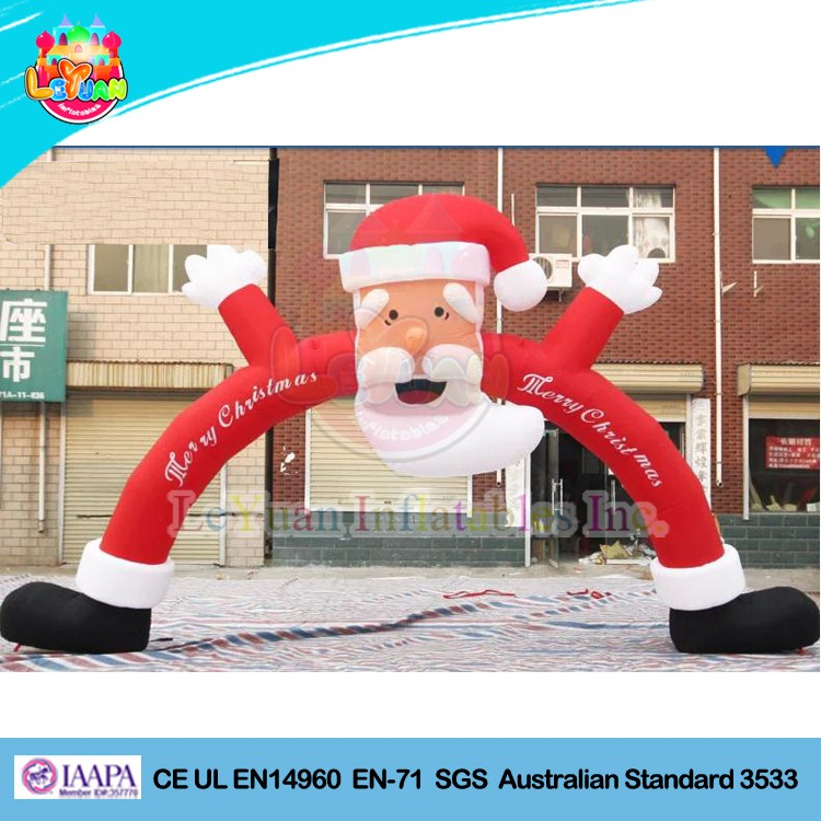 Funny Christmas Inflatable Yard Decorations: Funny Inflatable Christmas Decorations/christmas Finish