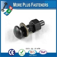 Made in Taiwan Dome Head Tension Control Structural Bolt Grade High Tensile S10T TC Bolt Nut and Washer