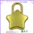 high quality star-shape lock