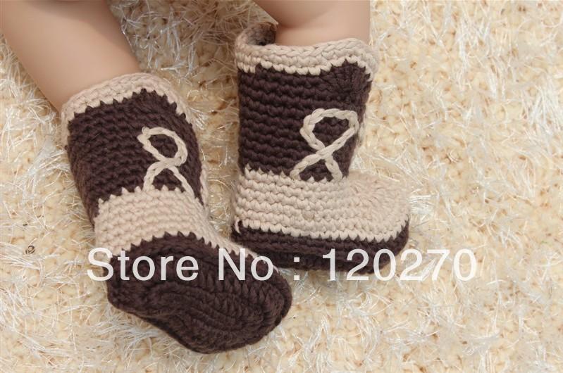 2363f8963 botas cowboy crochet