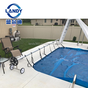 2015 Guangzhou Landy No.1 Swimming Pool Cover Roller,Pool Cover Reel - Buy  Pool Cover Roller,Compact Roller,Swimming Pool Roller Product on ...