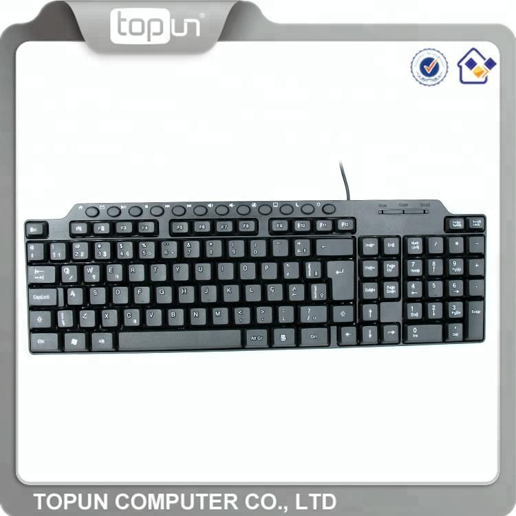 Computer Parts And Accessories Desktop Oem Layout Custom Computer Office Wired Usb Keyboard Buy Wired Keyboard Computer Accessories Pc Computer Keyboard Product On Alibaba Com