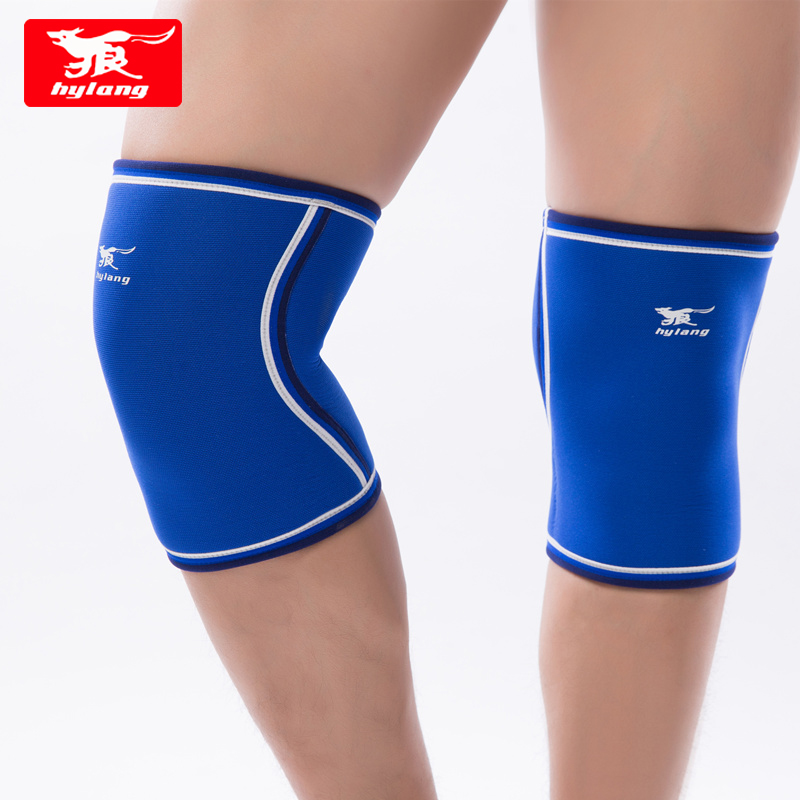 HYL-7918 Small MOQ durable neoprene knee support weight lifting