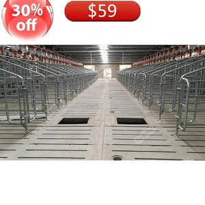 REDING 2400*1800mm Top Quality Reliable Performance Sow Gestation Crate Livestock Farming