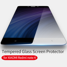 CAFELE Ultra thin 9H Clear glass film privacy tempered glass screen protector for Redmi note4 4A 4x