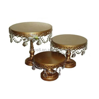 wedding cake stands gold vintage metal gold wedding cake stand buy metal cake 25653