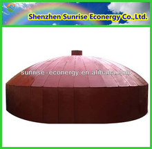 ACME Enamel Assembled Biogas Digester Tank for Large Project /biogas plant digester