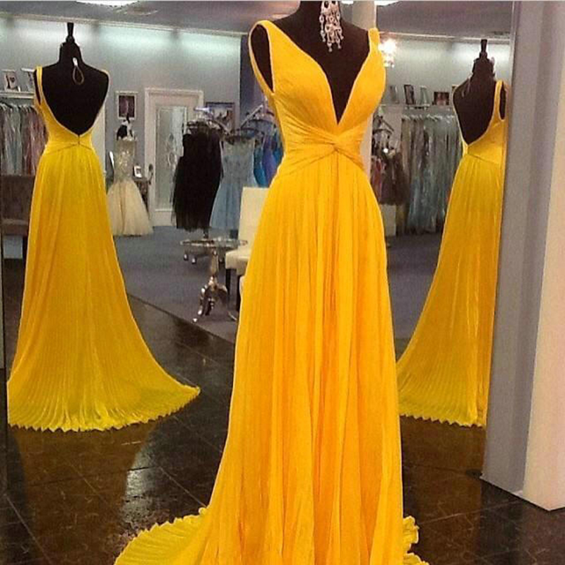 Yellow gold dress classy vintage inspired party dress prom |Yellow Gold Party Dress